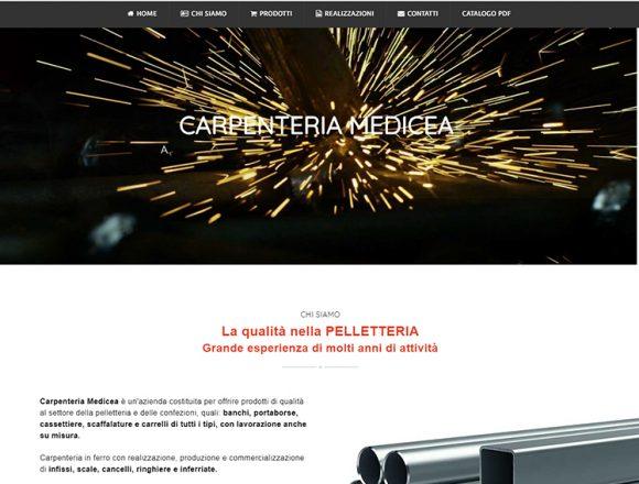 Carpenteria Medicea