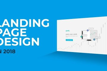 Creare landing pages belle ed efficaci