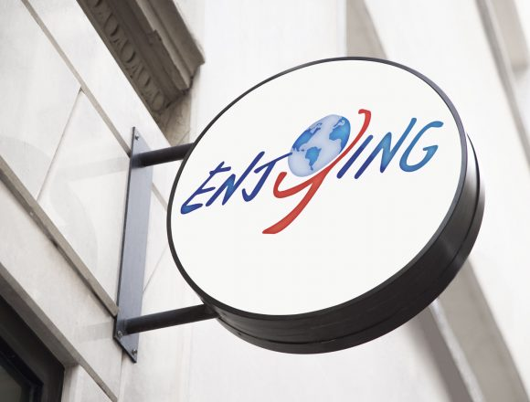 Logo per Enjoing