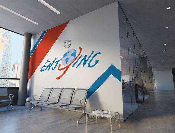 Logo per Enjoing