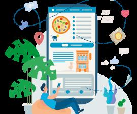 realizzazione siti web ristoranti