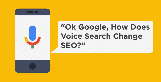 voice search wont change in seo1