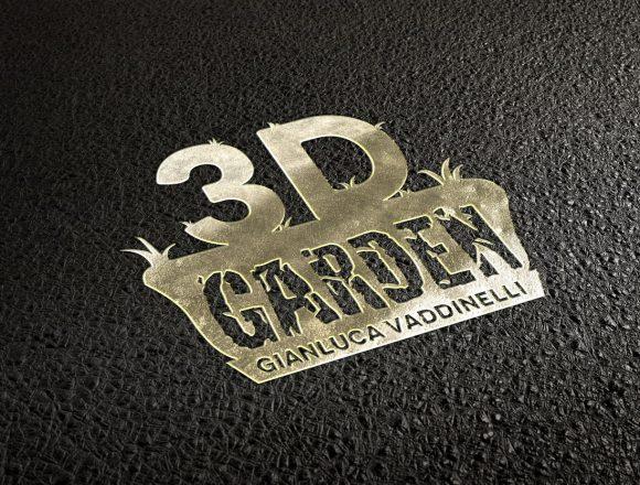 Logo per 3D Garden Studio