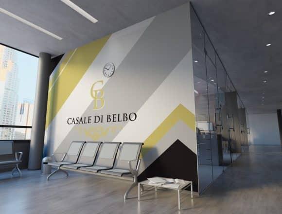 Logo per Casale di Belbo
