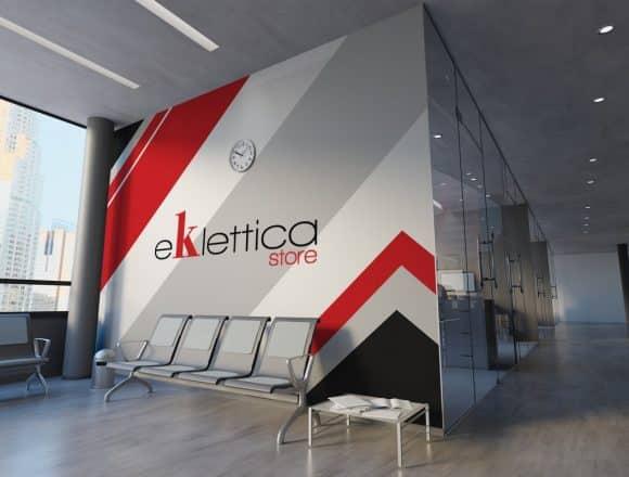 Logo per Eklettica Store