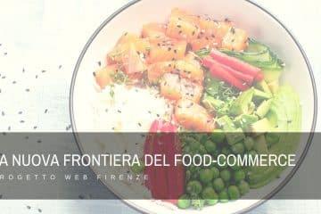 Food e-commerce, come si è rinnovato il mondo della ristorazione