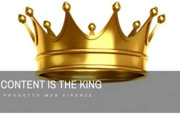 Content is the king, la frase che ha rivoluzionato il Digital Marketing