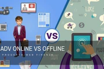Pubblicità online o offline? Analizziamo insieme queste due dimensioni