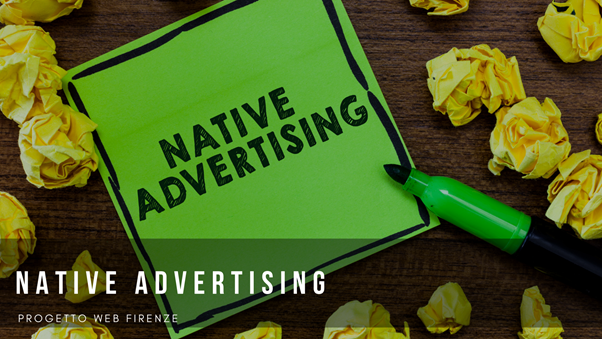 La native advertising